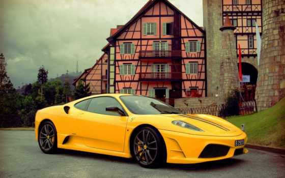 ferrari, scuderia, машина Фон № 55884 разрешение 2560x1600