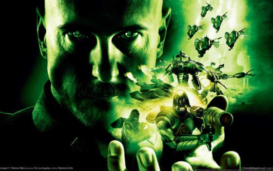 conquer, command, tiberium, wars, кане, кейна,