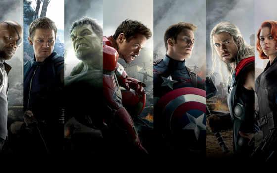 мстители, avengers, age