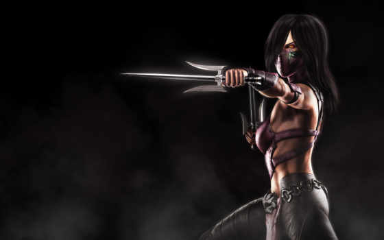 mileena, mkx, mortal, kombat, combo, милина, youtube, ravenous,