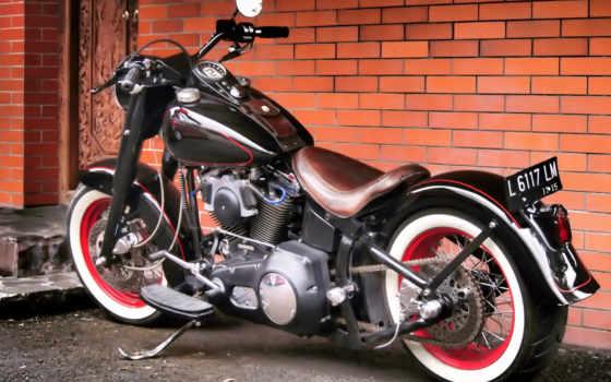 мотоцикл, красивый, красивые