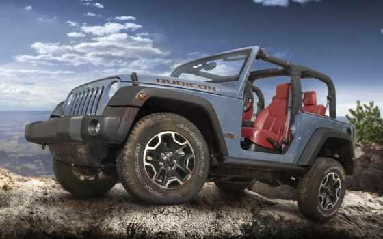 rubicon, jeep, wrangler, anniversary, издание, foto,