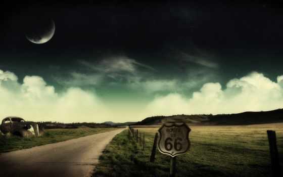 route, дорога, вдаль, уходящая, заставки, трассе, пейзажи -, июнь, бесплатные,