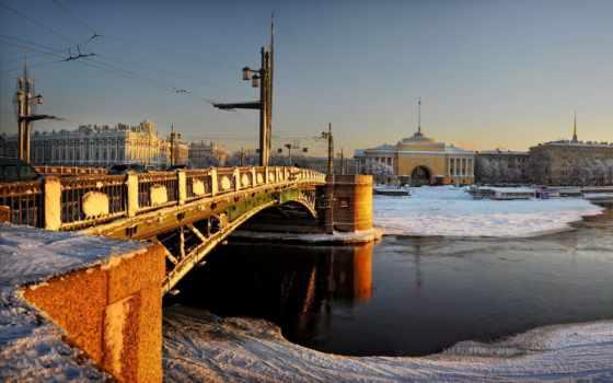 санкт, петербург, мост, дворец, serg, sergeew,