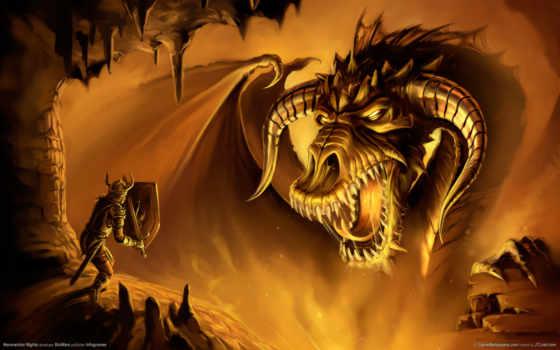 dragon, neverwinter Фон № 11266 разрешение 1920x1200