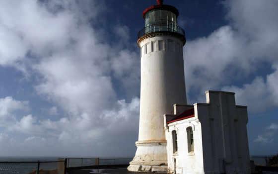 маяк, небо Фон № 15698 разрешение 1920x1200