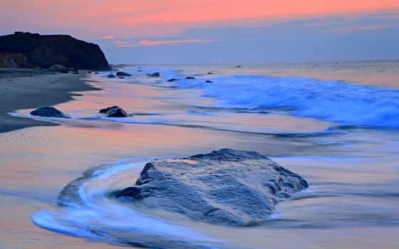 море, волна