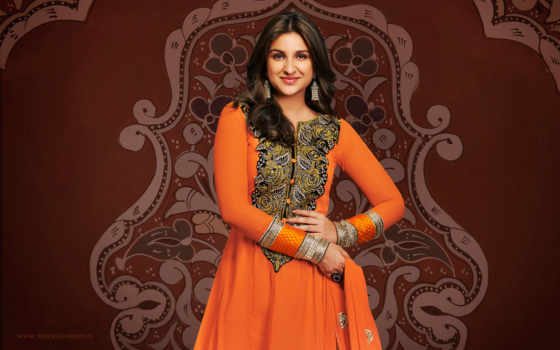 parineeti, chopra, kameez, salwar, платье, anarkali, pics, photos, blue,