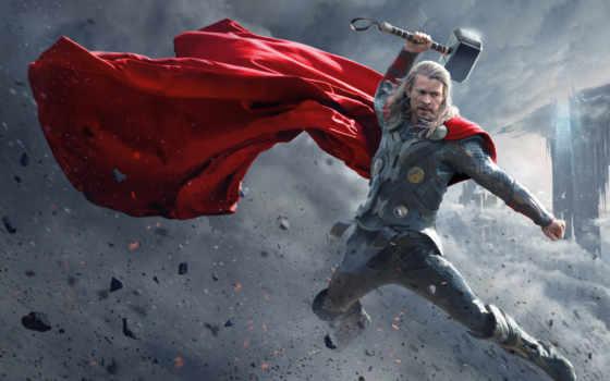 тор, kingdom, tmy, thor, dark, world, об, фильма, мстители, мстителей, сниматься,