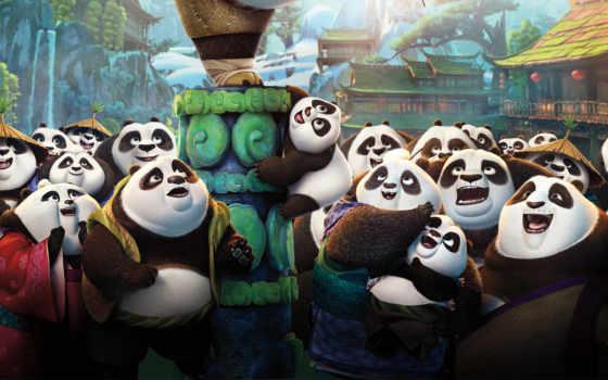 панда, boo, кунг Фон № 120620 разрешение 3840x2160