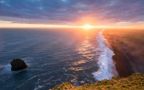 luca, природа, libralato, пляж, берег, iceland, aurora, море, photography, утро,