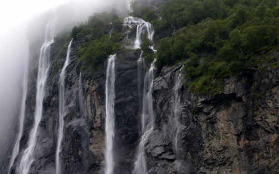 waterfalls, art, блог