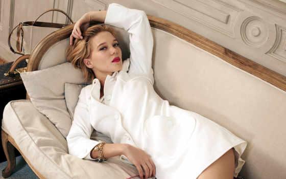 сейду, lea, seydoux, актриса, агента, французская, фотосессии, новой, фотосессия,