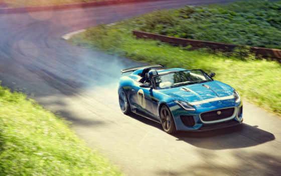 jaguar, проект, вид, racing, has,