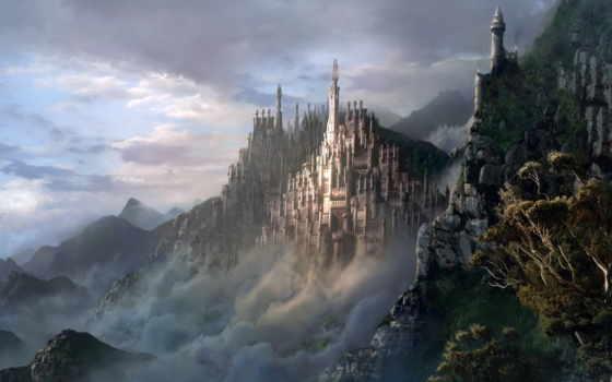 castle, горах, коллекциях, яndex, посмотрите, коллекцию, арты, fantasy, эльфорд,