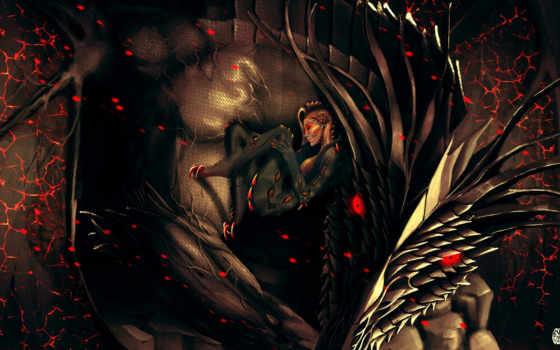 dragon, фэнтези