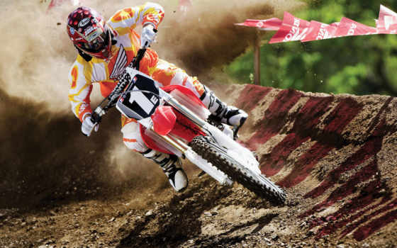 мотокросс, мотоциклы, спорт