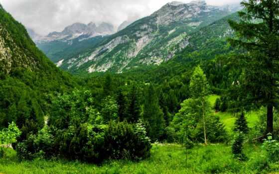 природа, горы, швейцария