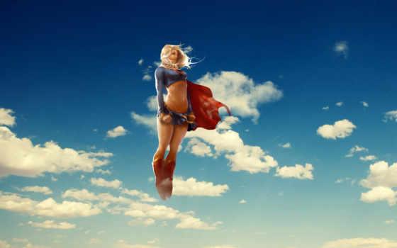 supergirl, she, reamonn