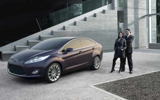 ford, verve, concept,