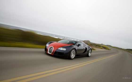 bugatti, car, veyron
