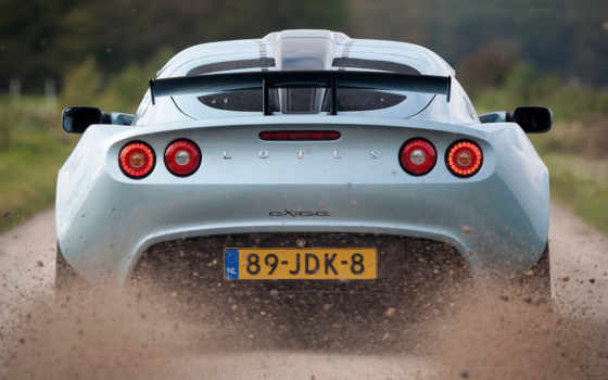 car, спина, фон, cars, side, lotus, взгляд, free, exige,