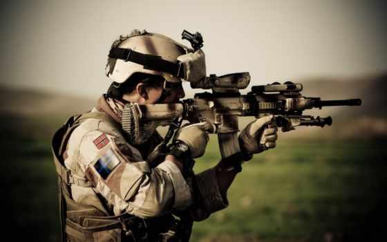 colt, армия, norwegian