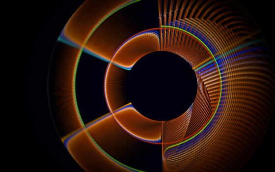 spiral, телефон, mobile, графика, fractal, smartphone, circle, клеточка, абстракция, line
