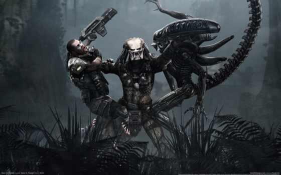 predator, игры