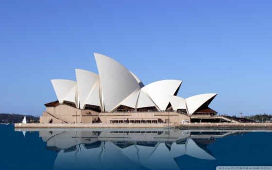 театр, opera, house, sydney, зал, дек, сиднейский, сидней, оперный, сиднее,