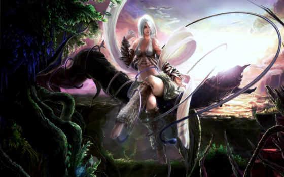 девушка, devushki, fantasy