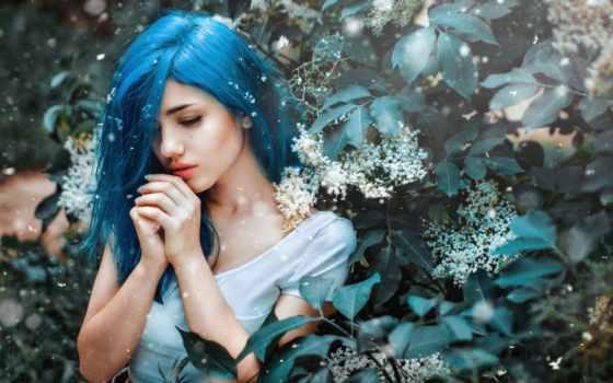 delaia, гонсалес, women, волосы, модель, листва, terzaghi, gustavo, blue, dino, rika,