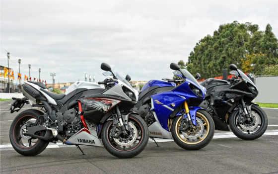 yamaha, yzf, мотоцикл, bike, kumpulan,