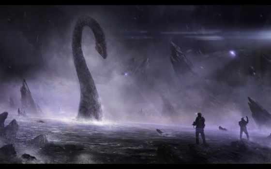 nessie, monster, обитатели, inspiration, миров, затерянных, уфолога, зигеля, возникла, лет,