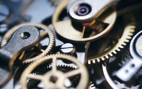 механизм, часы