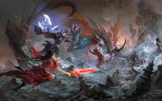 online, conquer, mmorpg