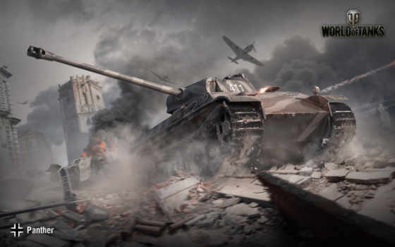 panther, tanks, world