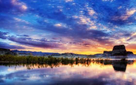 природы, красавица, природа, красочные, волшебная, красоты, красивые, неземной, июл,