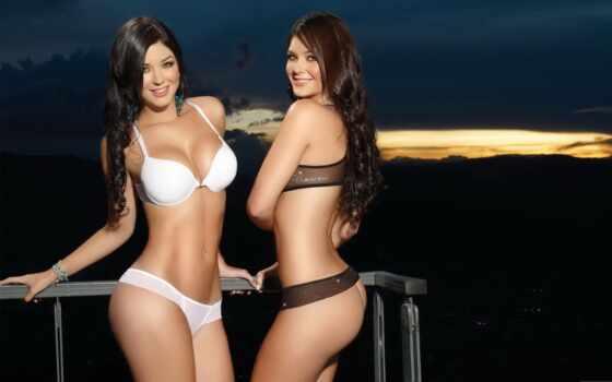 сестры, davalos, девушки Фон № 53829 разрешение 1920x1200