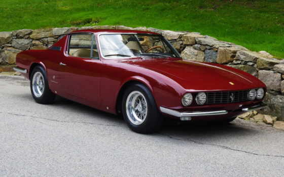 ferrari, coupe, michelotti