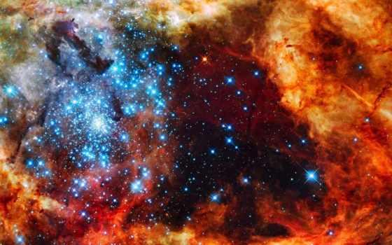 космос, звезды Фон № 65357 разрешение 2560x1440