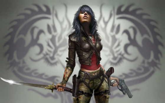 game, wet, игры, меч, rubi, malone, обоях, добавлено, лет, империя, лара,