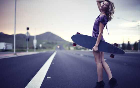 you, her, эти, longboard, skateboard, bakermat,
