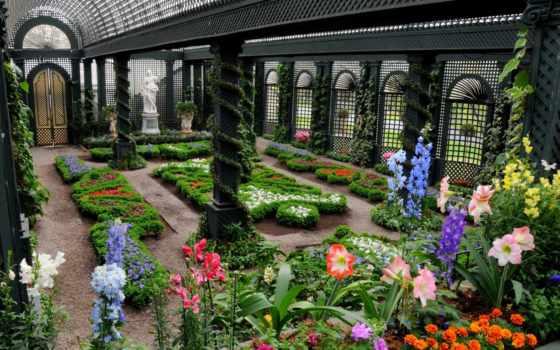 garden, dome, частном, winter, сада, зимнего, дома, крыше, своими, design, яndex,