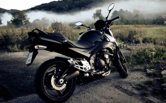 мотоцикл, suzuki