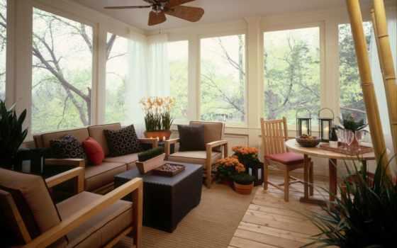estilo, mediterráneo, decoración, por, интерьер, villa, lámparas, del, muebles, luz,