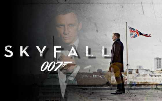 skyfall, james, craig
