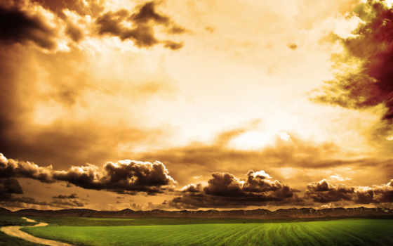 небо, burning, high, definition, природа, images,