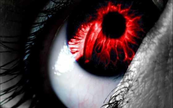 red, глаз, свет, бесплатные, красные, выборочная, coloring, банка,