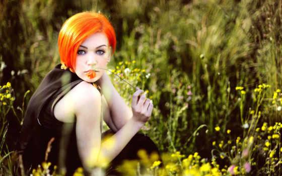 волос, red, коллекция, оттенок, оранжевый, мелирование, user, яркий, short